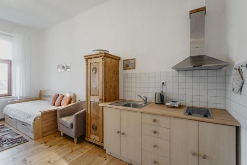 Apartman 3, Suvorovova 158, Kolín