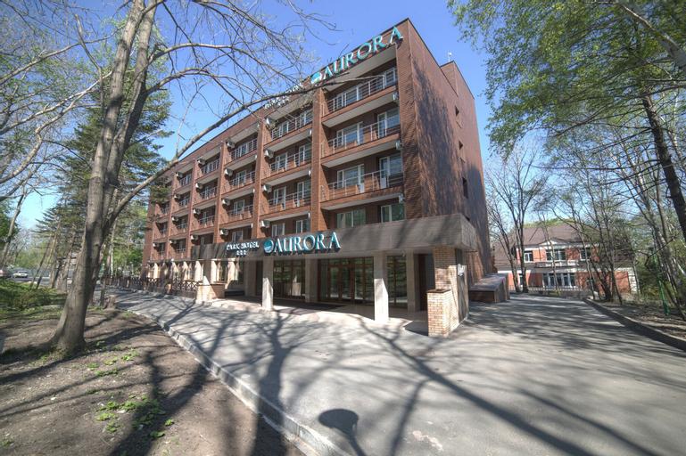Aurora Park Hotel, Vladivostok gorsovet