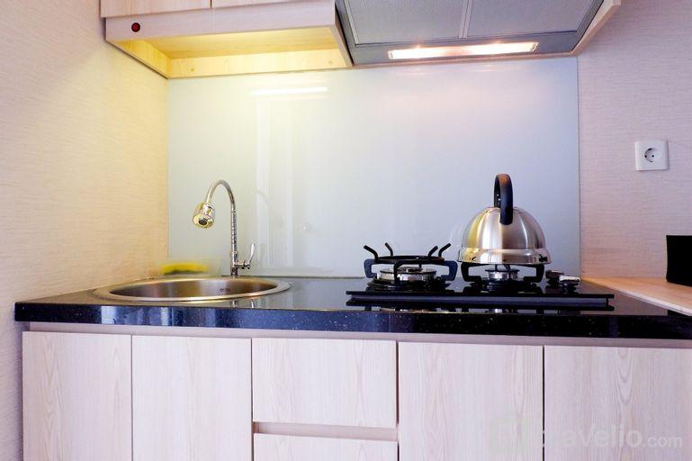 Cozy Studio at Bassura Apartment near to Bassura Mall By Travelio, East Jakarta