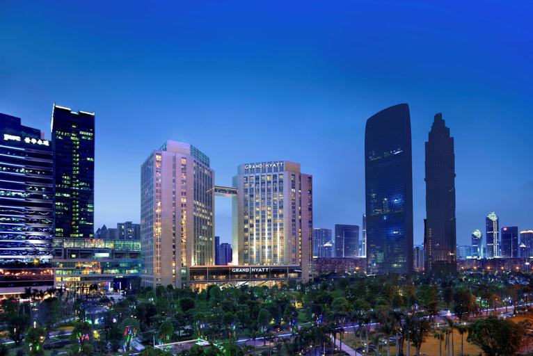 Grand Hyatt Guangzhou, Guangzhou