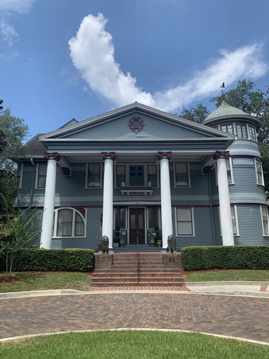 Dr. Phillips House, Orange
