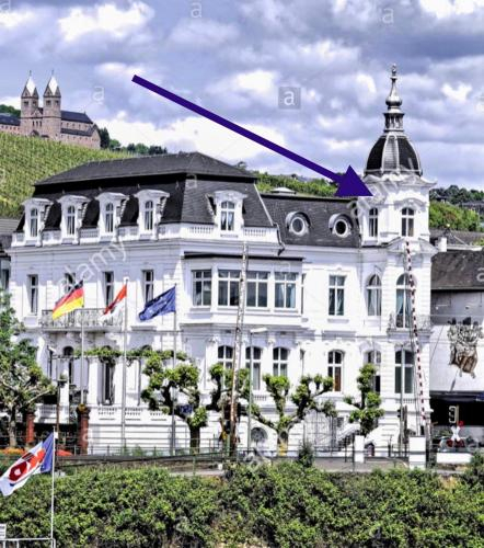Villa Sturm Rudesheim am Rhein, Rheingau-Taunus-Kreis