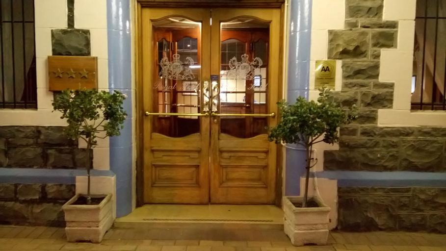 Royal Hotel Ladysmith, Uthukela