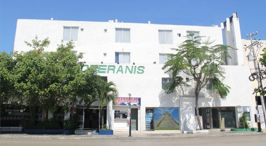 Hotel Soberanis, Benito Juárez