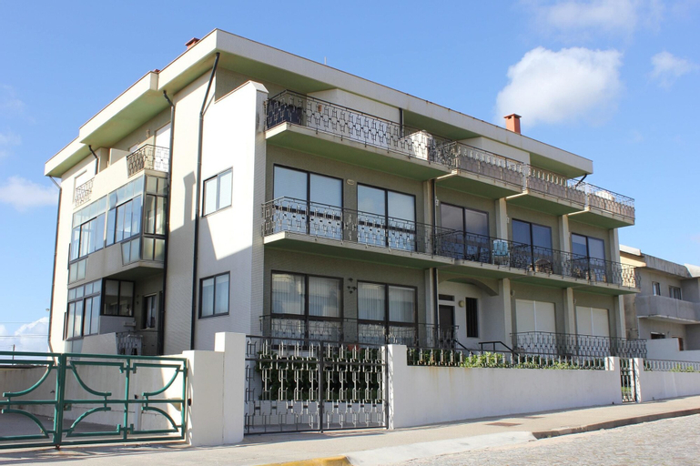 Apartment With 2 Bedrooms in Árvore, With Wonderful sea View, Balcony and Wifi - 300 m From the Beach, Vila do Conde
