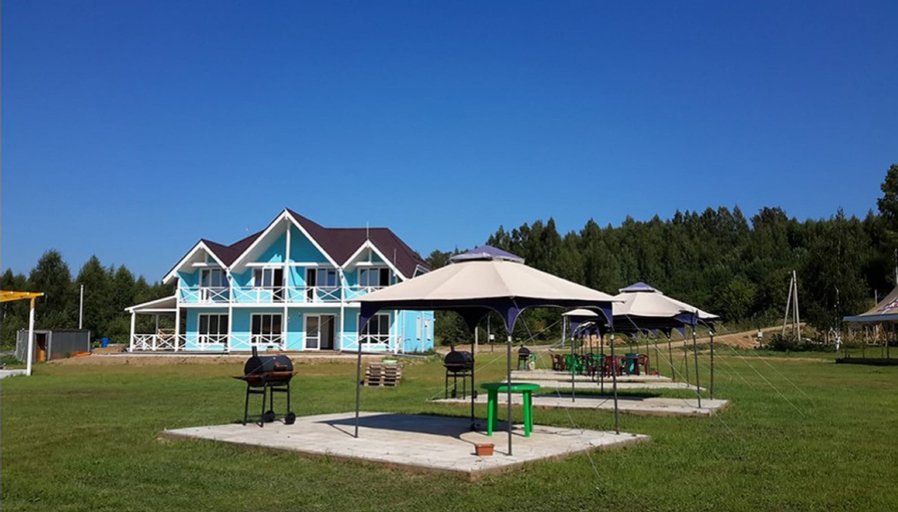 Yacht-club Medvedica, Kashinskiy rayon