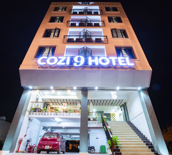 Cozi9 Theme Hotel, Kiến An