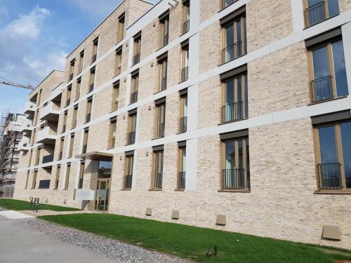 Wohnen direkt am Rhein, Zentrums- und Domnah, 55QM, Speyer
