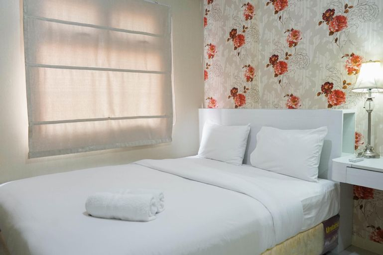Cozy 2BR for 3 Pax Green Pramuka Apartment By Travelio, Central Jakarta