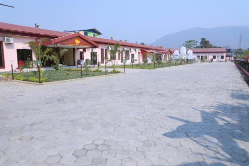 Hotel the Narayani, Lumbini