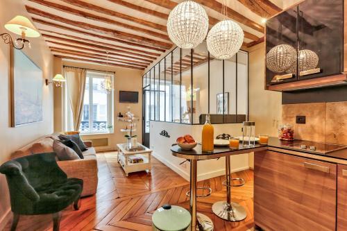 Private Apartment in Saint-Germain, Paris