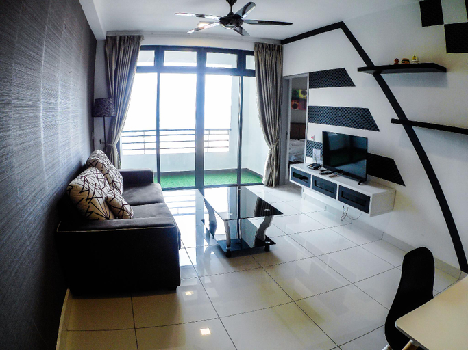 1Tebrau Premium Suites by 12stay, Johor Bahru