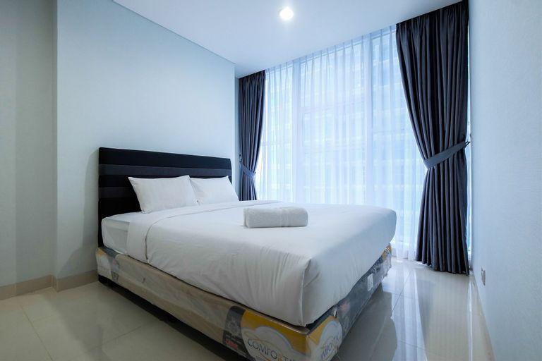 Well Equipped 1BR Brooklyn Alam Sutera Apartment near IKEA, Tangerang Selatan