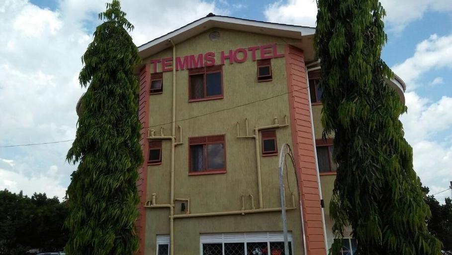 Temms Hotel, Jinja