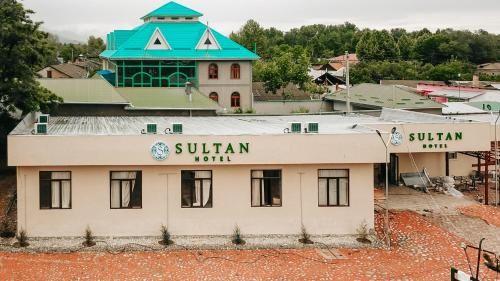 Sultan Kyzyl-Kia, Kadamjai