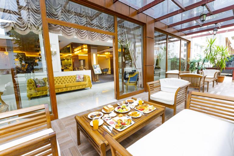 Real King Residence Hotel, Yomra