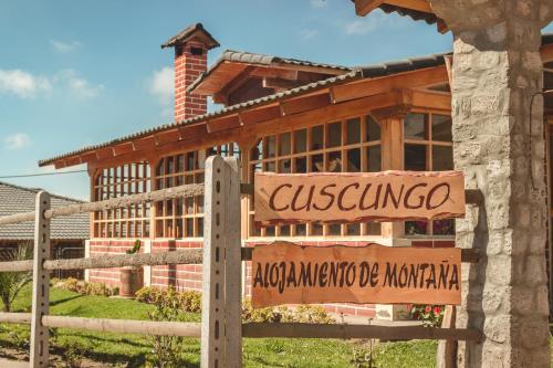 Cuscungo Cotopaxi Hostel & Lodge, Latacunga