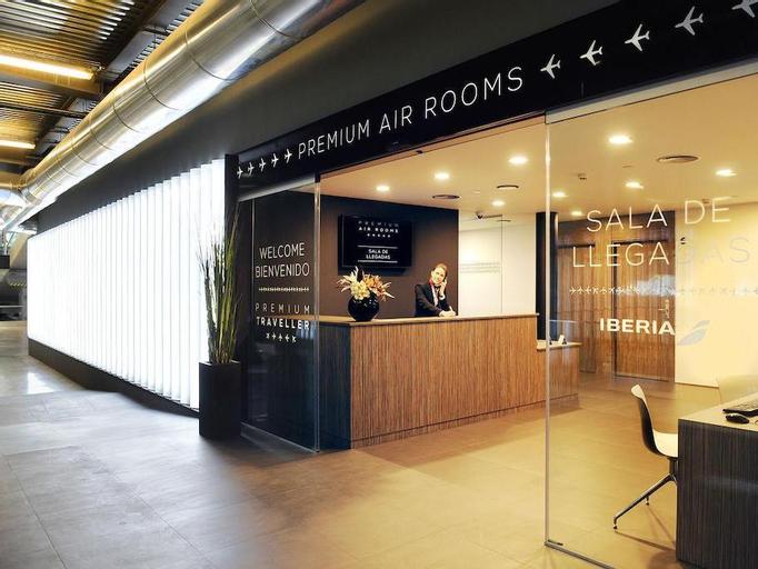 Air Rooms Madrid Airport by Premium Traveller, Madrid