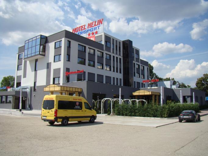 Hotel Helin Aeroport, Ghercesti
