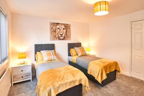 Contractors 4x Single Beds - Book Now!, Sunderland