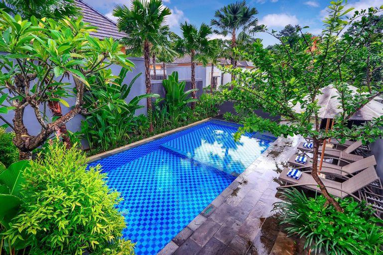 Villa Garden Umah D'Kampoeng, Badung