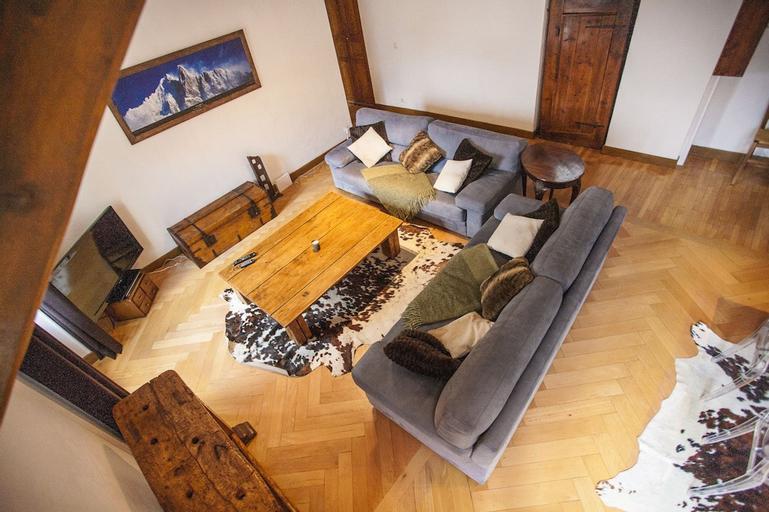 Apartment Vieux Palais, Haute-Savoie