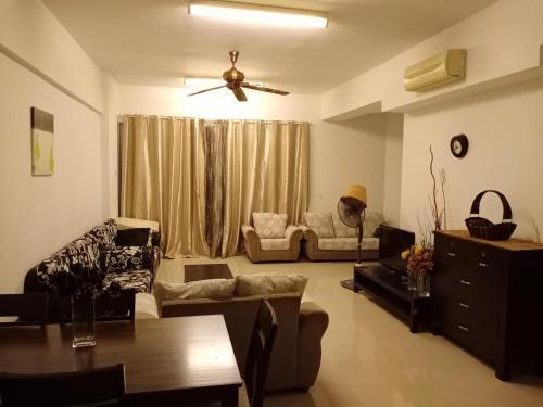 Wangsa Maju OK Stay - Villa Wangsamas Condominium, Kuala Lumpur