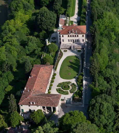 Palazzina di Villa Valmarana, Vicenza