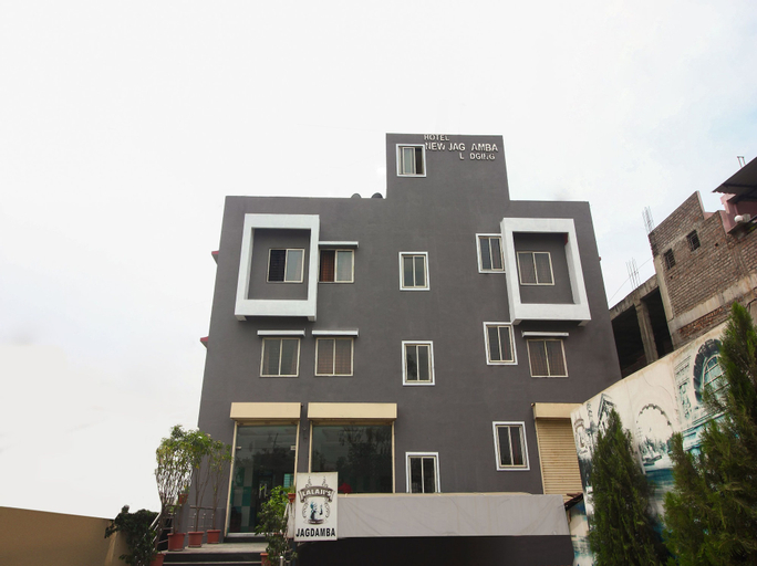 OYO 12355 Hotel New Jagdamba Lodging, Aurangabad