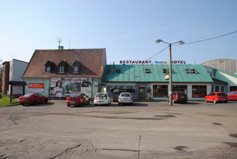 SportLife Hotel, Děčín