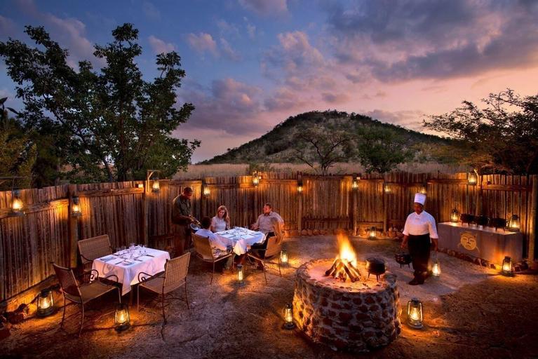 Kwa Maritane Bush Lodge, Bojanala