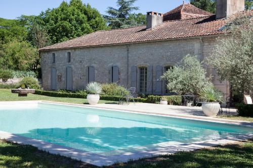 Domaine de Labarthe Cahors Maison d'hôtes / Guest House, Lot