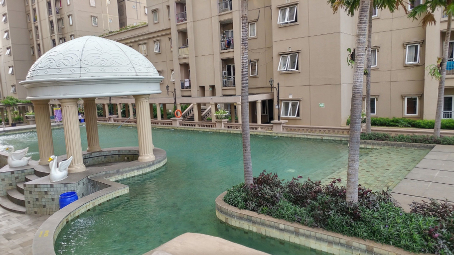 2 Bedrooms Grand Palace Apartment Kemayoran by Travelio, Central Jakarta
