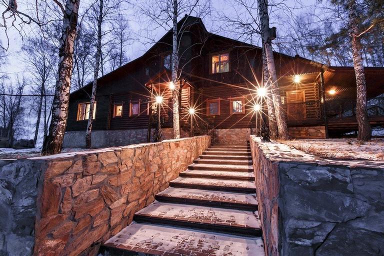 Park hotel Shishka, Novosibirskiy rayon