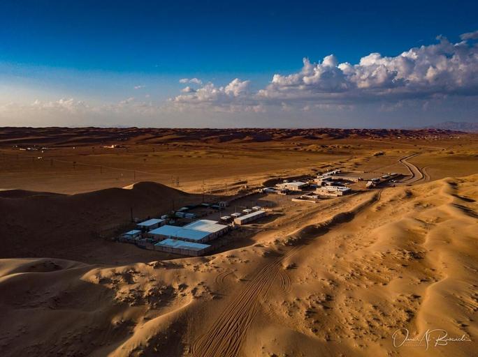 Bidiyah Desert Camp, Al Mudhaibi