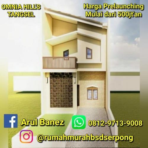 OMNIA HILLS TANGSEL, Tangerang Selatan