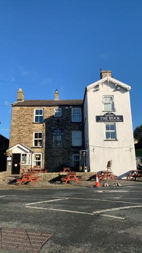 The Buck Hotel, North Yorkshire