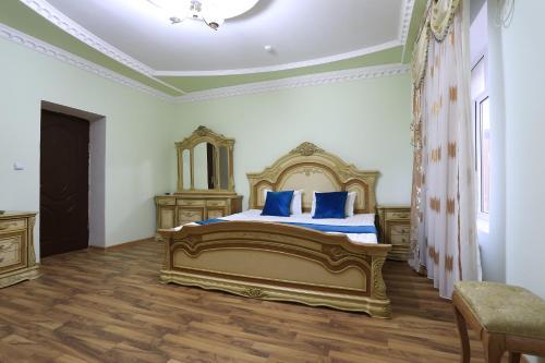 MY GLOBUS, Tashkent City