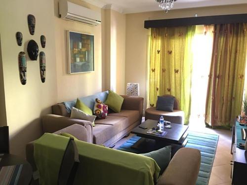 Pool View Apartment At British Resort Unit 221, Al-Ghurdaqah