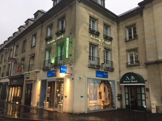 Armor Hotel, Oise