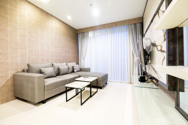 2BR Broad Lexington Residence near Pondok Indah, Jakarta Selatan