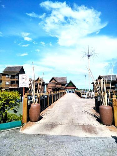 Langkawi Lagoon Sea Side Resort, Langkawi