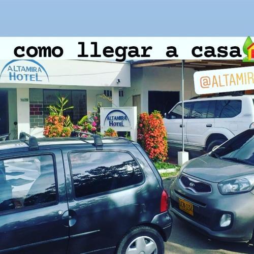 Altamira Hotel, Montería
