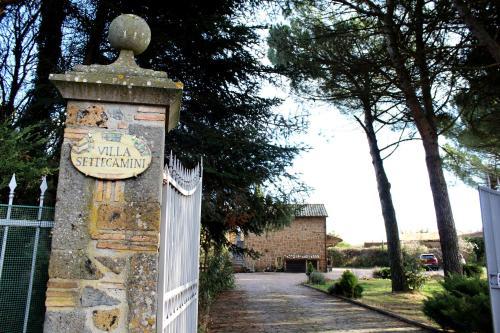 Dependance Villa Settecamini, Terni