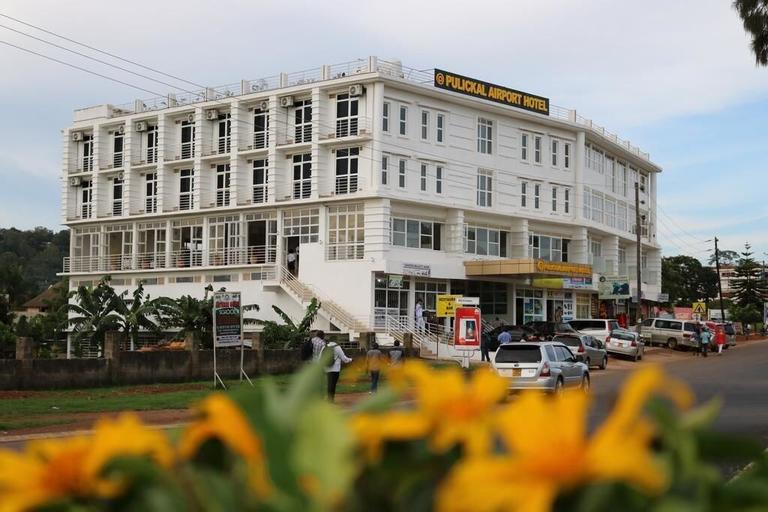 Pulickal Airport Hotel, Entebbe