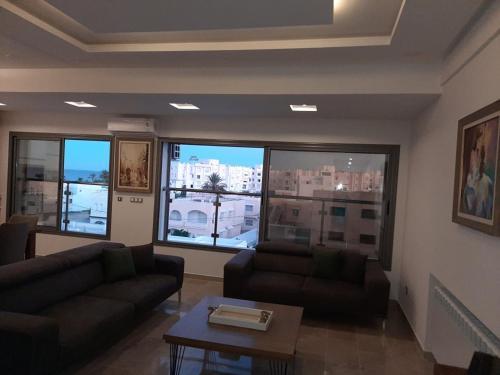 Appartement vue mer haut standing a Hammamet Nord, Hammamet