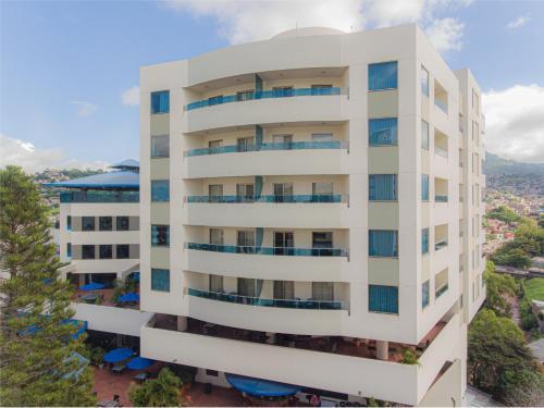 Hotel Plaza Juan Carlos, Distrito Central