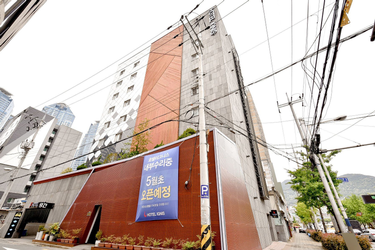 Hotel Ignis Busan Seomyeon, Busanjin