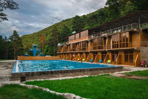 Chayka Hotel Ingushetia, Sunzhenskiy rayon