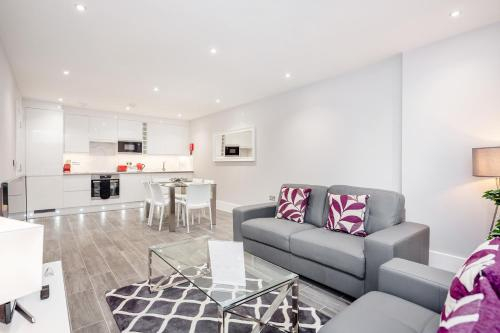 Roomspace Serviced Apartments - The Legacy, Brighton and Hove
